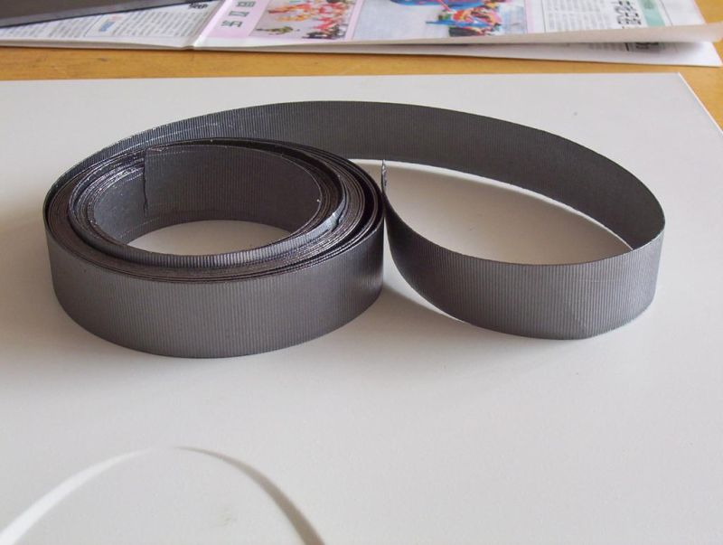 Corrugated Flexible Graphite Tape with Adhesive