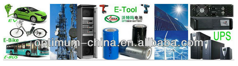 Long Time Cycle LiFePO4 12V 25ah UPS Battery