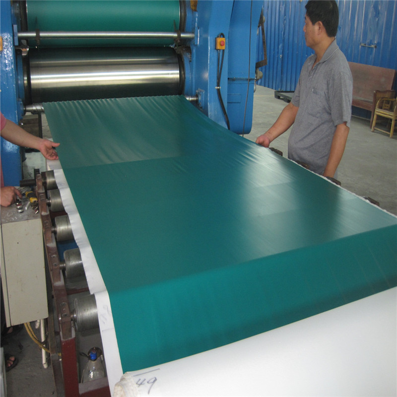 Composite ESD Mat Rubber Sheet/Antistatic Rubber Mat