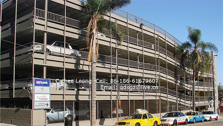 Steel Parking Structure/Steel Structure for Car Parking/Prefab Steel Parking Structure