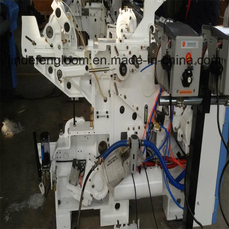 Shuttleless Dobby Shedding Air Jet Loom Weaving Textile Machinery
