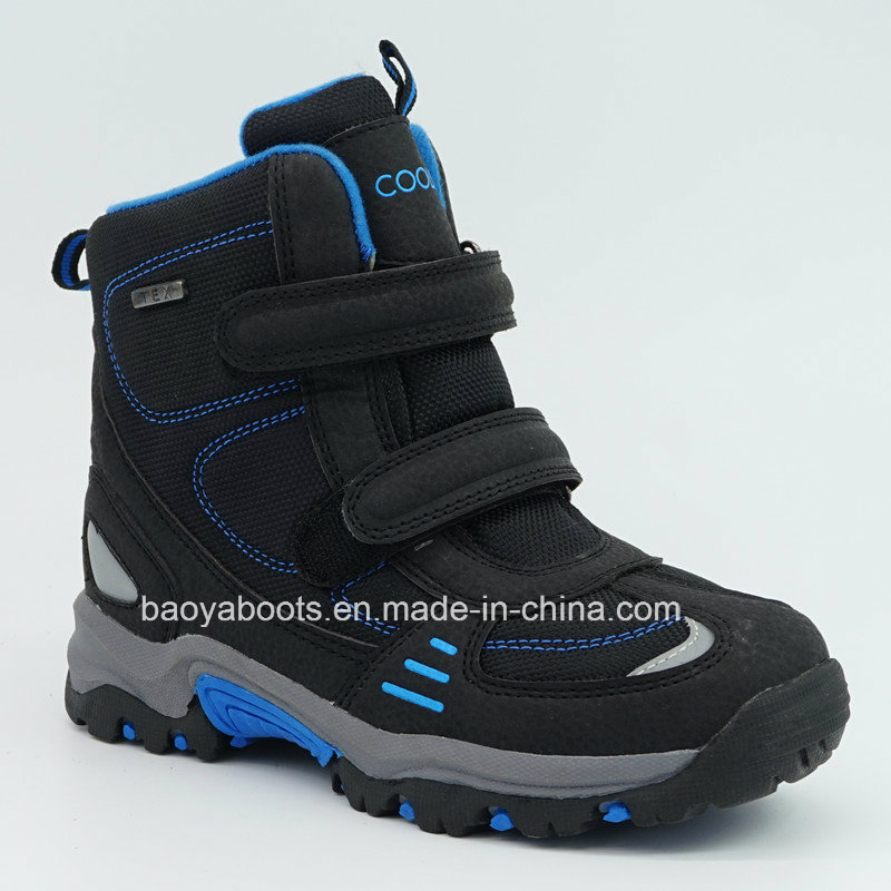 Children Outdoor Footwear Sports Hiking Waterproof Shoes