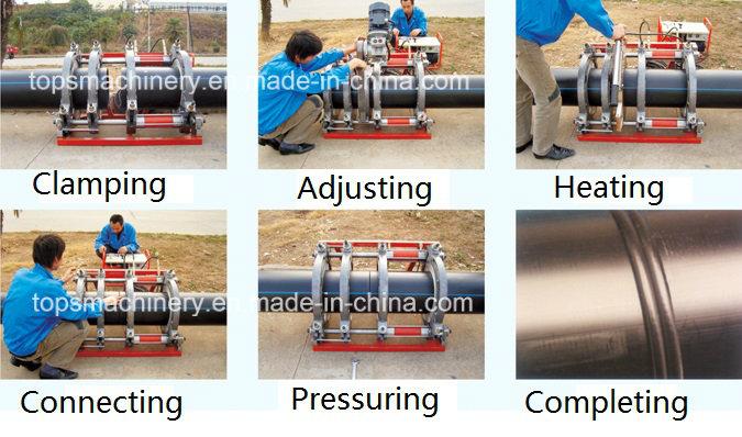 Heat Fusion Butt Welding Machine for PE Pipe
