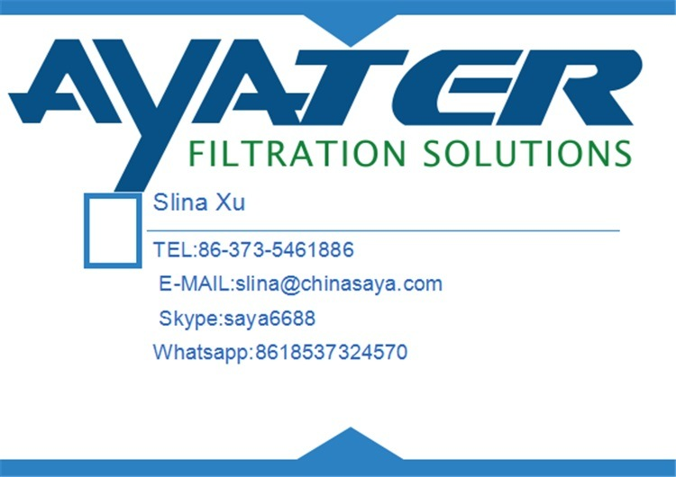 Ayater Supply Tef. 70.10vg. 16. S. P for Replacement Hydraulic Oil Filter Element