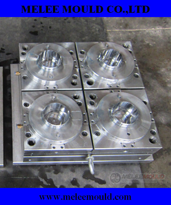 Injection Mould for Thin Wall 2 Liter of Iml Lid (MELEE MOULD -24)