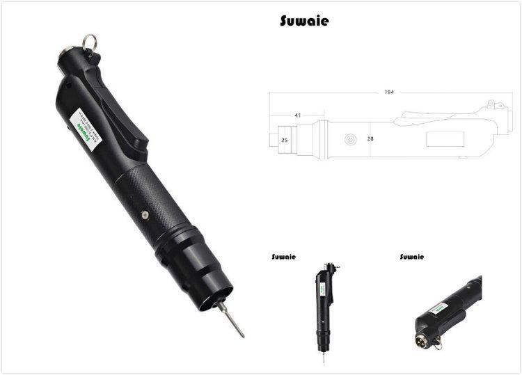 Precision Torque Screwdriver Set 25V Flat Head Screwdriver