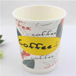 Disposable Paper Cups for Cold & Hot Beverages
