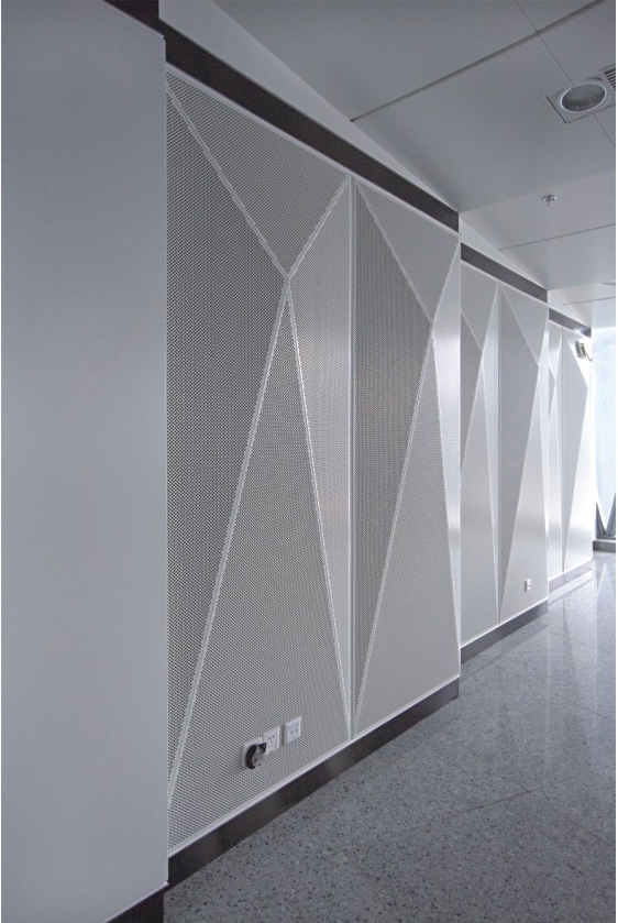 4'x8' Aluminium Honeycomb Panels for Internal and External Decoration
