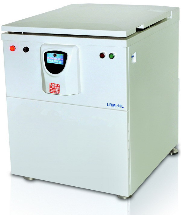 6*2400ml Low Speed Super-Capacity Refrigerated Centrifuge