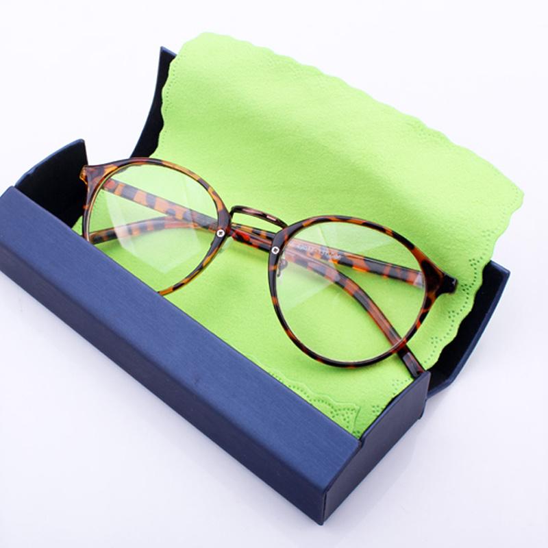 Microfiber Custom Sunglasses Cleaning Cloth