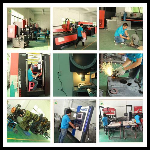 Aluminum Alloy Die Casting Part, Customized CNC Machining Part