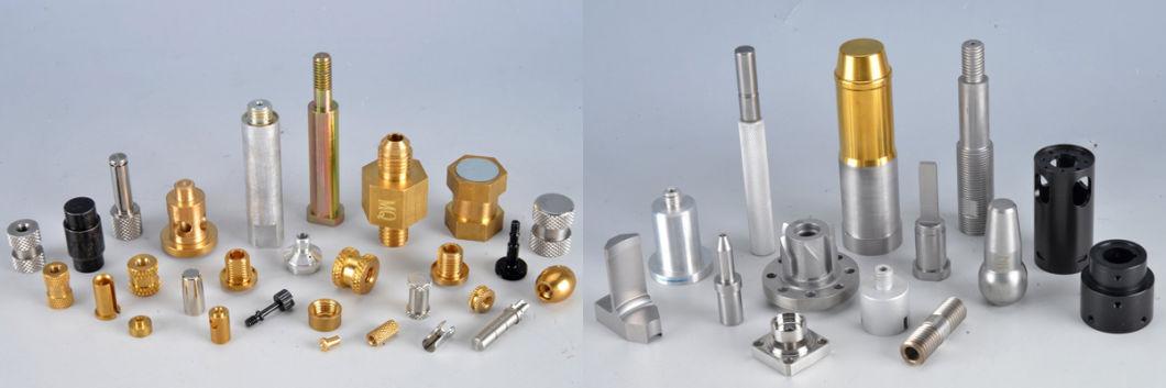 CNC Machining Precision Aluminium Parts CNC Machined Parts