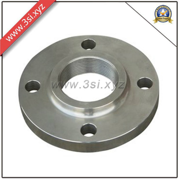 Forged Stainless Steel Thread Flange (YZF-M016)