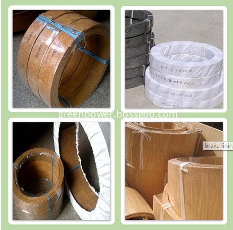 Marine Asbestos Free Brake Roll Lining