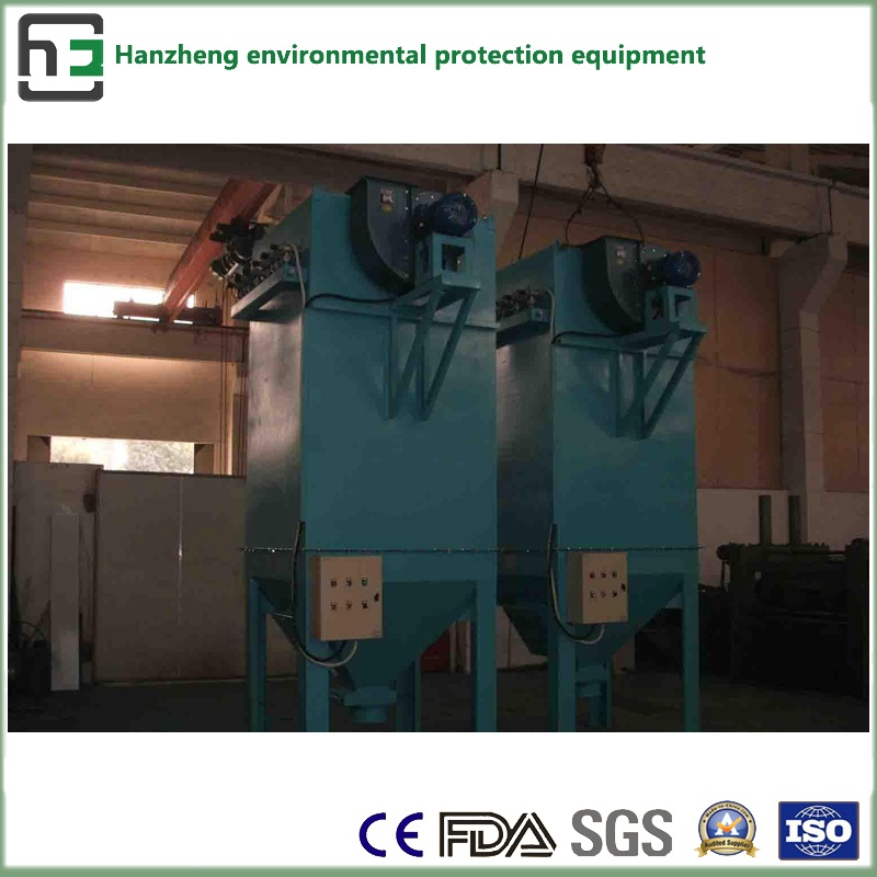 Frequency Furnace Dust Extractor-1 Long Bag Low-Voltage Pulse Dust Collector