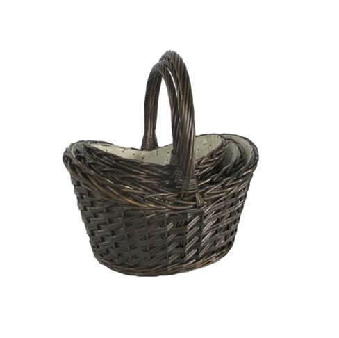 Wicker Basket Gift Basket Fruit Basket Food Basket Hamper