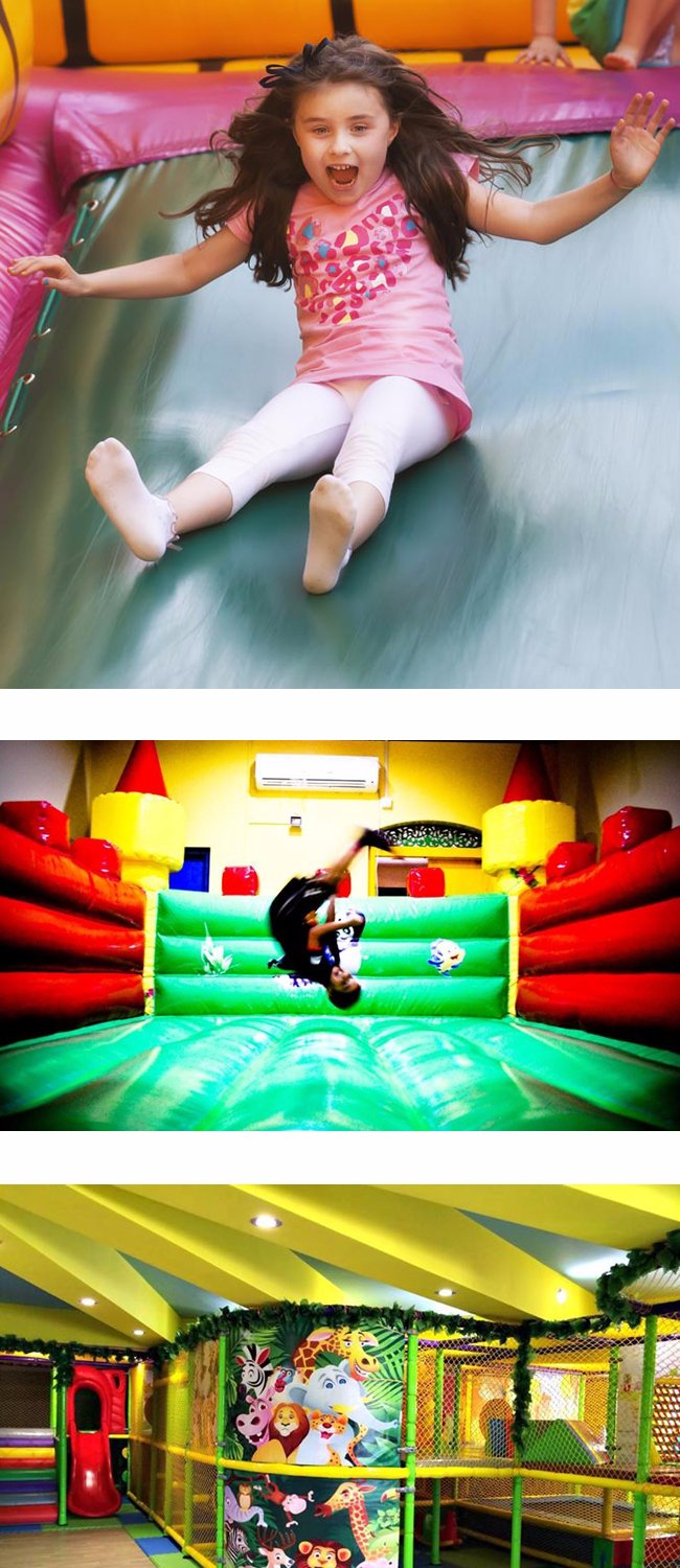 Used Commercial Indoor Kids Club for Sale
