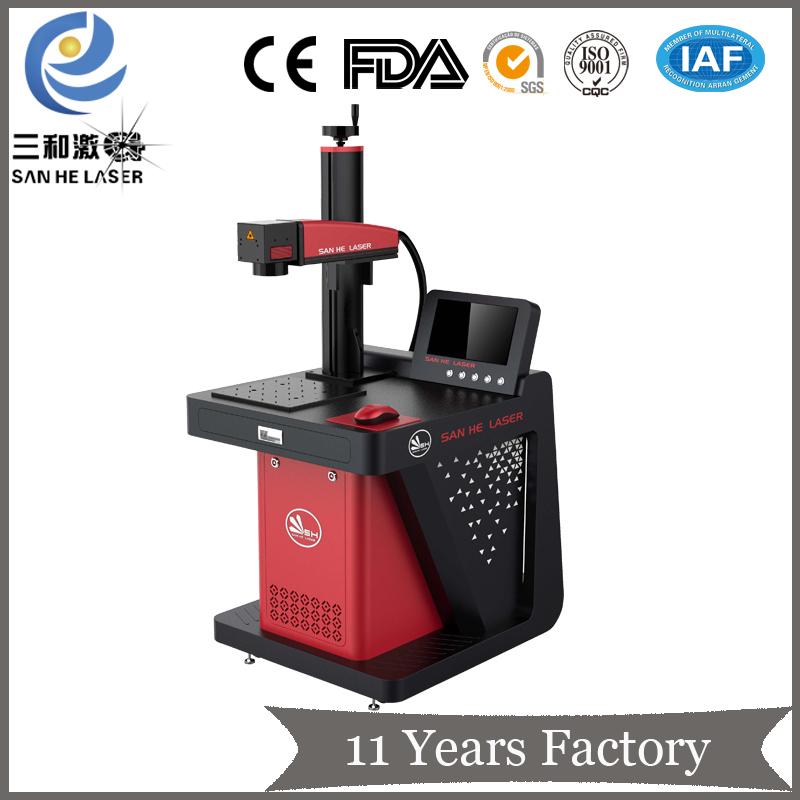 YAG 20W Fiber Laser Engraving Marking Machine