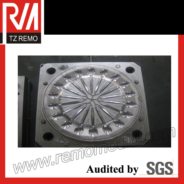 High Quality Plastic Spoon Mould