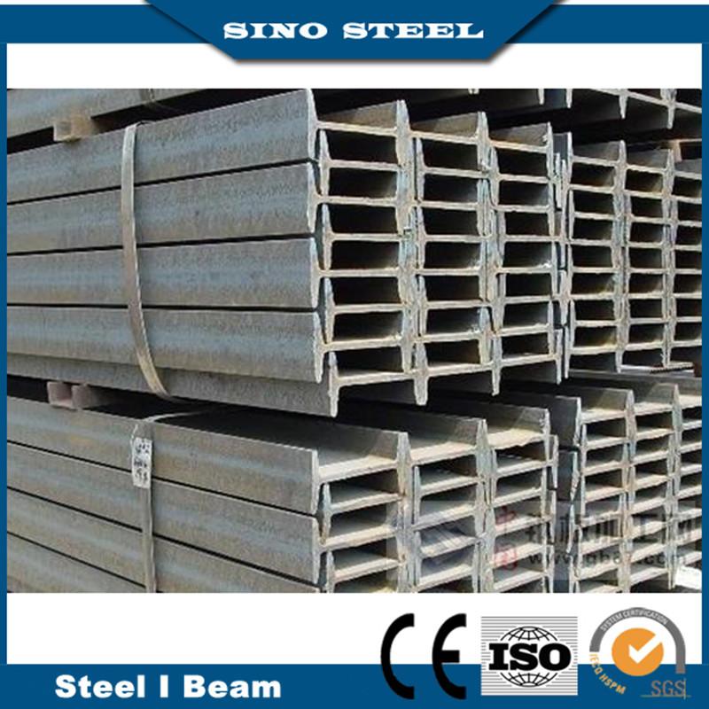 Hot Rolled Q235/Q345 I/H Beam Steel Building