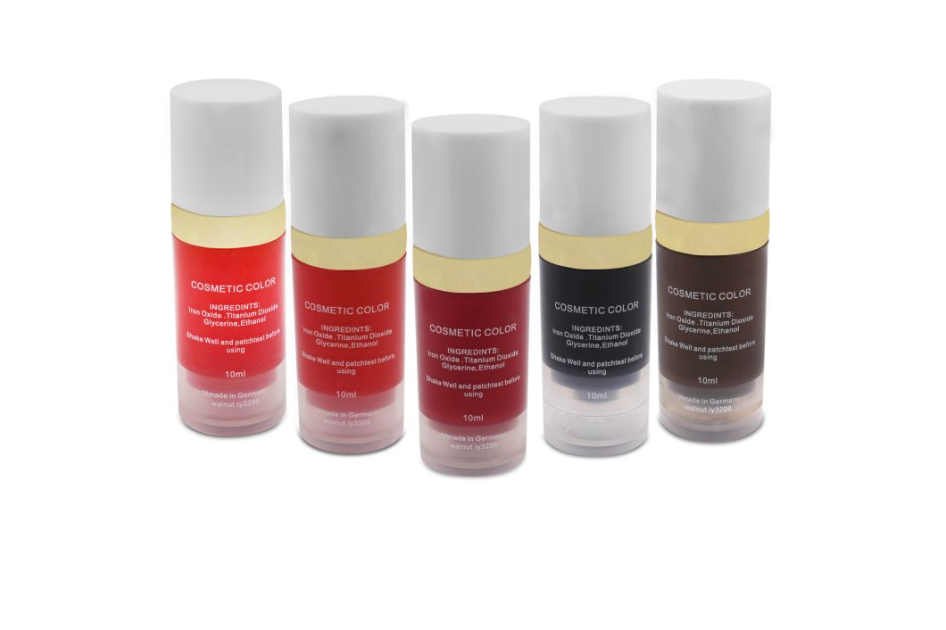 Jilong Ink Paste Eyebrow Microblading Pigment Wholesale