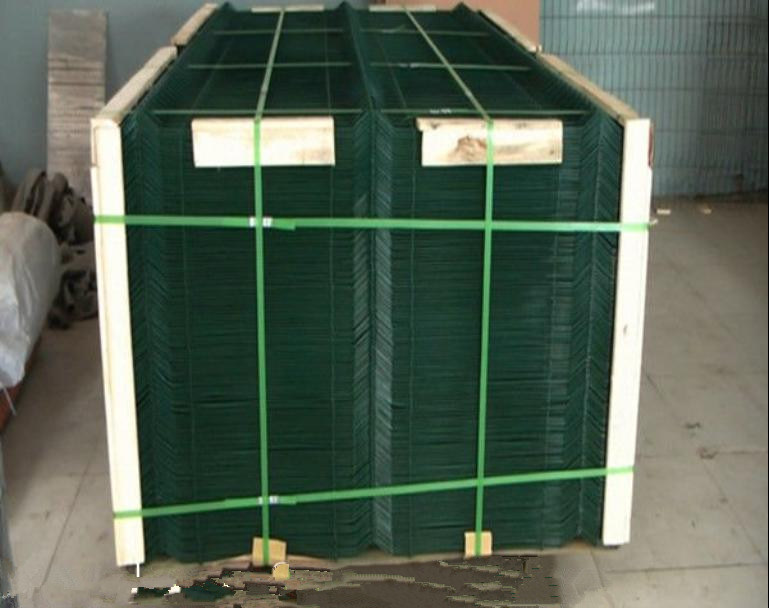 PVC Coated Nylofor 3D Fence Panel/Welded Mesh Fence/Wire Mesh Fence
