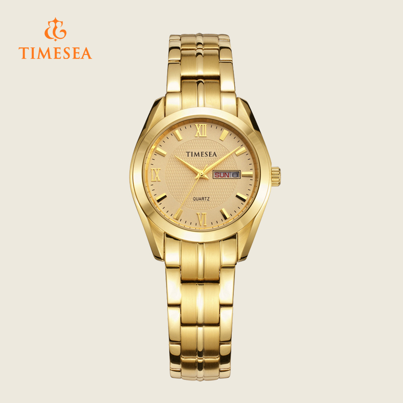 Classic Ladies Quartz Watch with Stainless Steel Band 71122