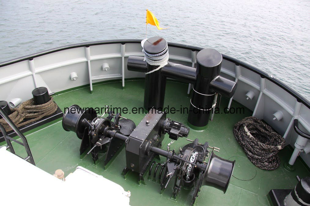 Marine Hydraulic Combined Mooring Anchor Winch and Anchor Windlass