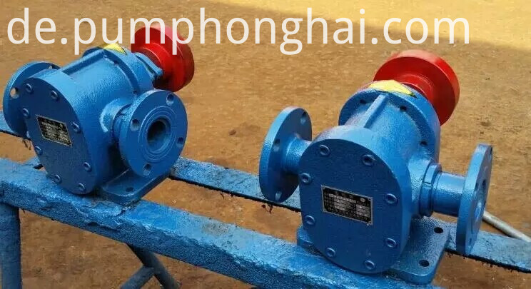 electric gear oil pumps bare pump