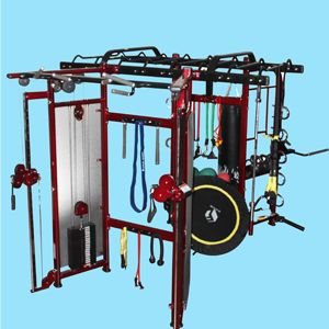 Fitness Equipment for Multi Function Machine (S360B)