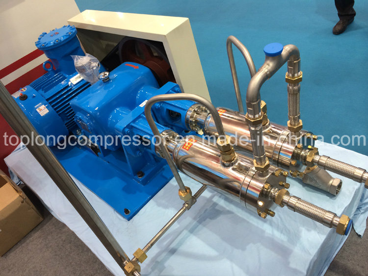 Cryogenic Liquid Cylinder Filling Pump (Svxa300-600/200)