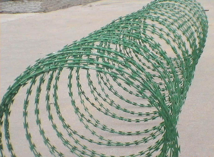 Concertina Razor Wire, Razor Wire Fence, Razor Barbed Wire
