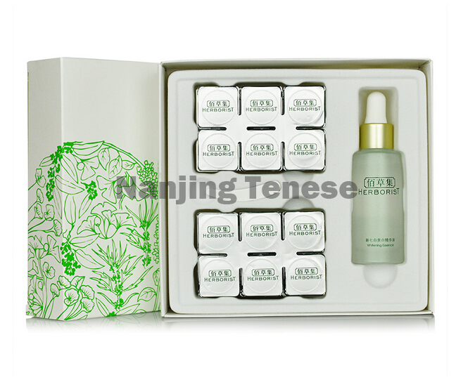 High Quality Custom Printing Cosmetics Packing Box with Glossy Lumination