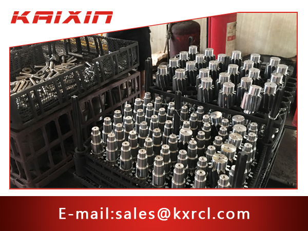 Die Forged and Finish Machined Machine Parts as Drawing