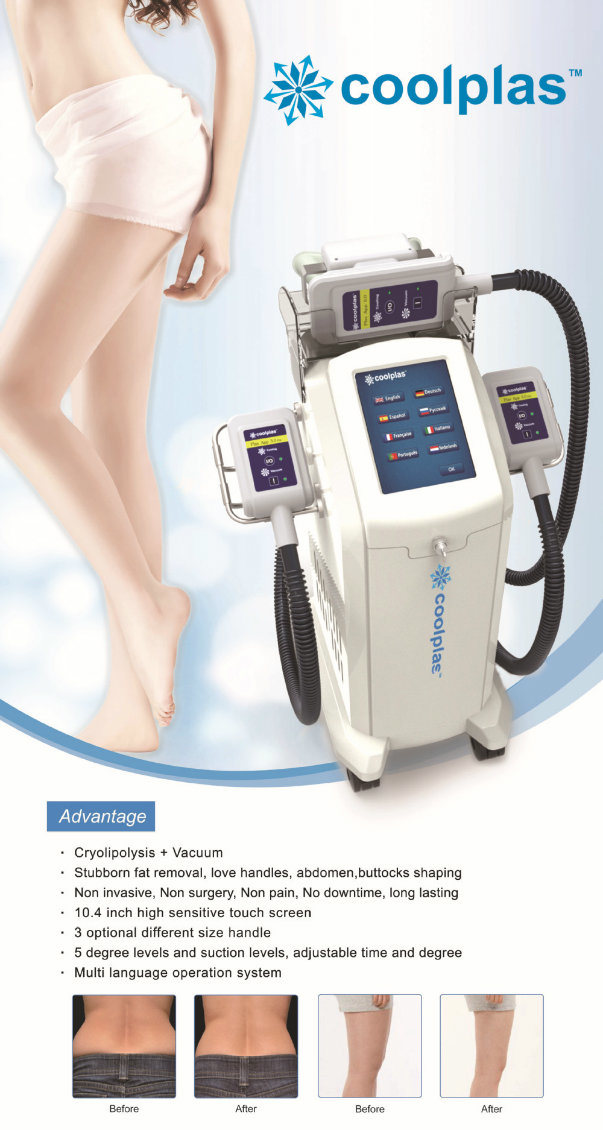 Beaty Equipment Cryolipolysis Kryolipolysis Criolipolyse Fat Freezing Slimmming Machine Vacuum Liposuction Coolsculting Body Shape Fat Reduction Machine