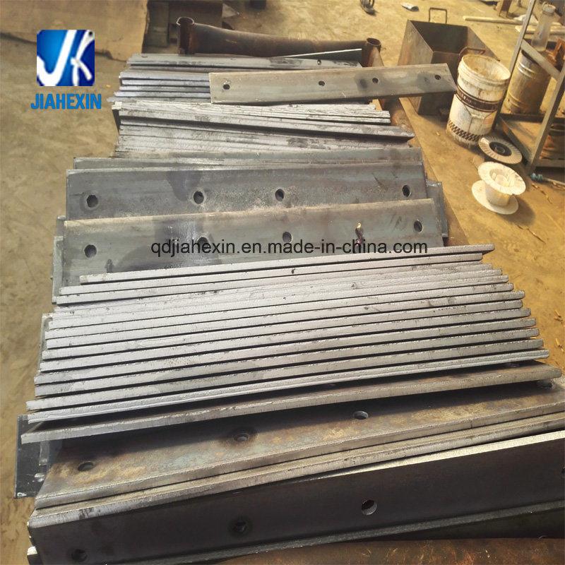 Carbon Steel Sheet Metal Fabrication Fabricated Steel Sheet Plate