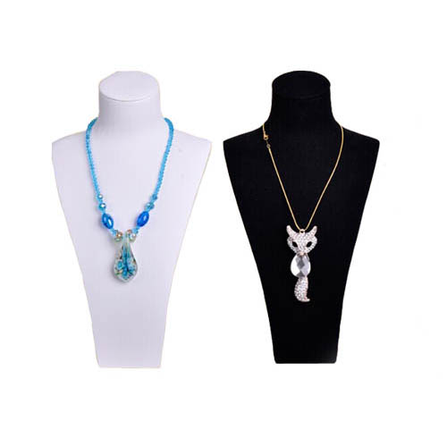 Guangzhou Factory Supplies PU Jewelry Resin Necklace Display Bust (NS-RB1)
