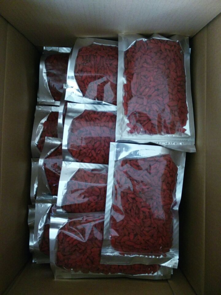 Dried Goji Berry Super Fruit From Ningxia, China
