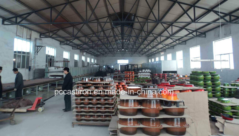 Double Use Cast Iron Milk Pot Manufacturer From China