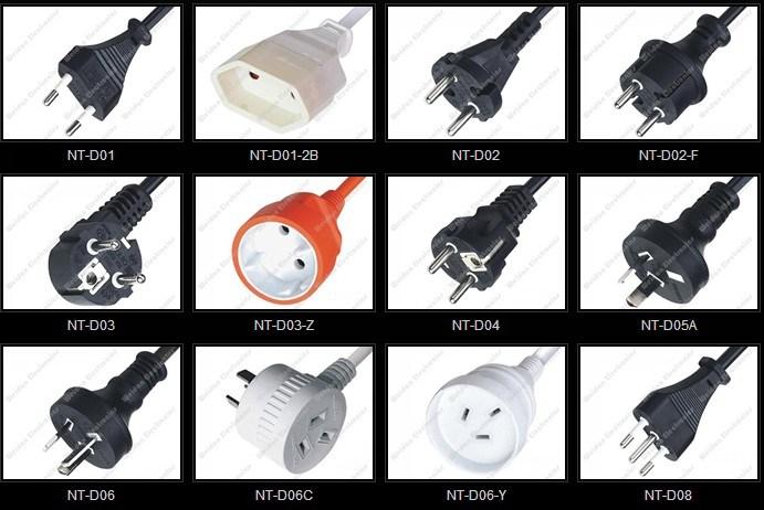 Heavy Duty Euro Power Cable Reel IP20