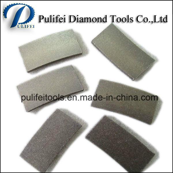 Cutting Blade Diamond Segment for Sandstone Cutting Stone Diamond Tools