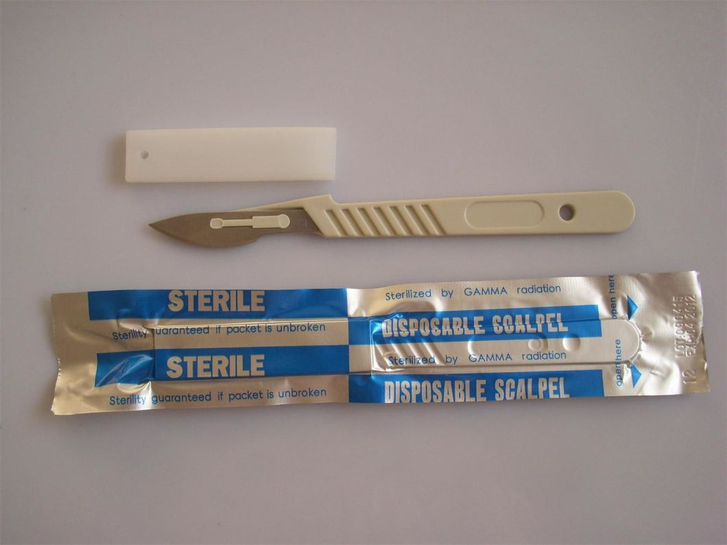 Surgical Scalpel Blade, Disposable Scalpel Blades