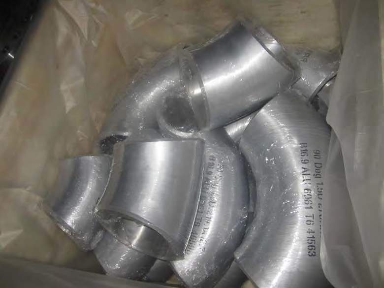 Ss304 316 Elbows, Stainless Steel Butt Weld Elbows