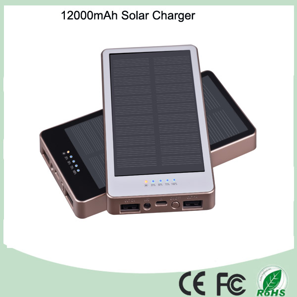 Portable Solar Power Bank Charger Waterproof 10000mAh for iPad (SC-5688)