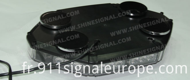 Auto Vehicle Magnet Mounted Emergency Top Light (M108)