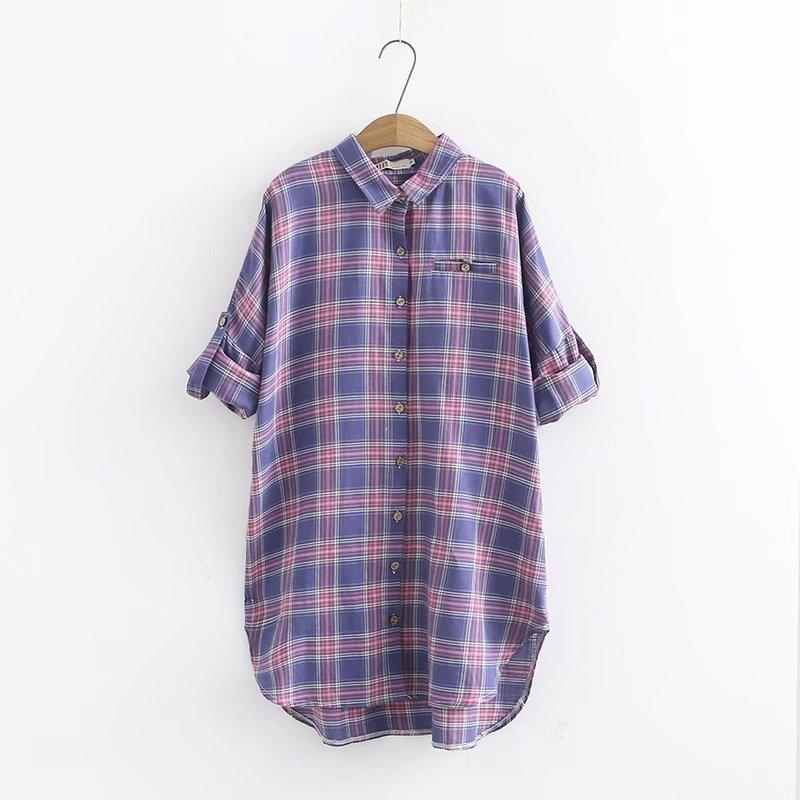 Fashion Large Size Loose blouses