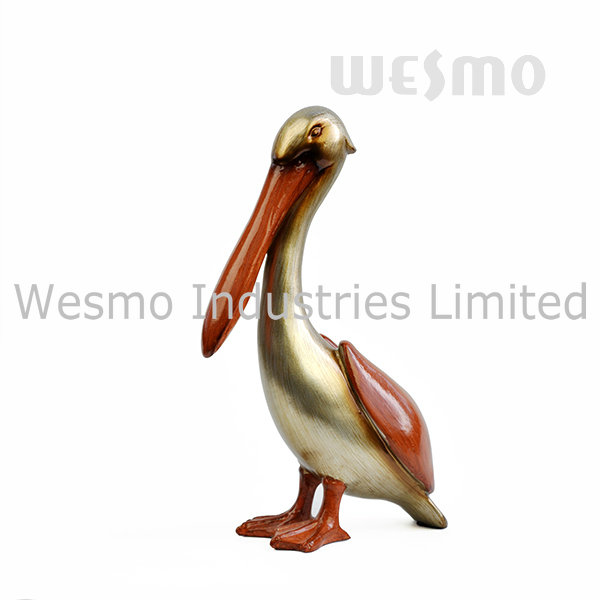 Polyresin Duck Figurine (WTS0004B)