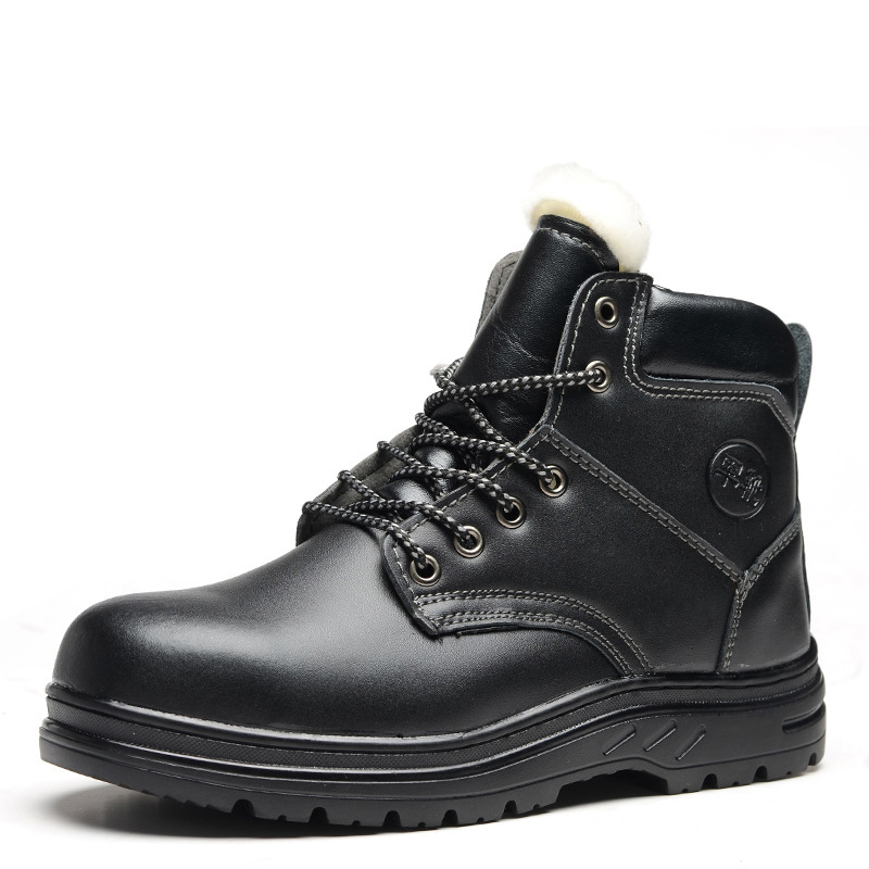 High Ankle Cotton Padded Snow Boot