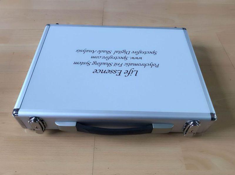 Keli Custom High Quality Portable Aluminum Briefcase (KeLi-Briefcase-09)