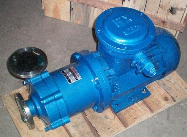 Horizontal Centrifugal Chemical Pump